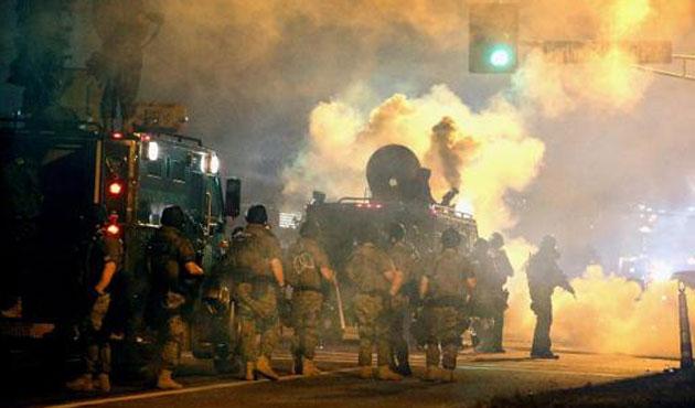 Missouri olaylarında en az 30 kişi tutuklandı