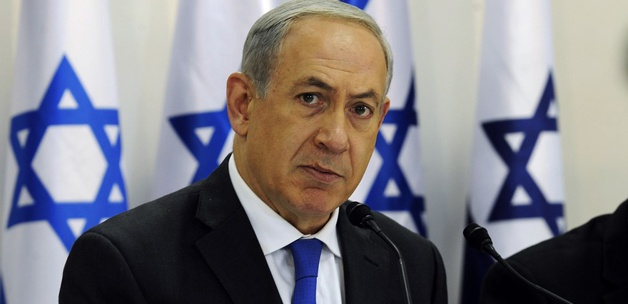 Netanyahu Paris'te Şov Yaptı