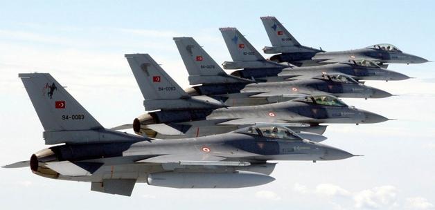 Türkiye IŞİD'i vurdu iddiası