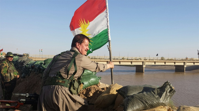 ABD askeri Irak'ta IŞİD'e karşı savaşıyor