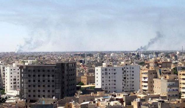 Libya bombardımanının arkasından BAE ve Mısır çıktı