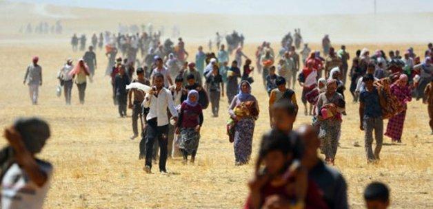 Ezidi Milisler Sünni Köylerini Bastı