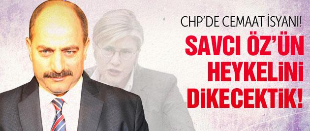 CHP'de Zekeriya Öz isyanı: Neredeyse heykelini dikecekti!