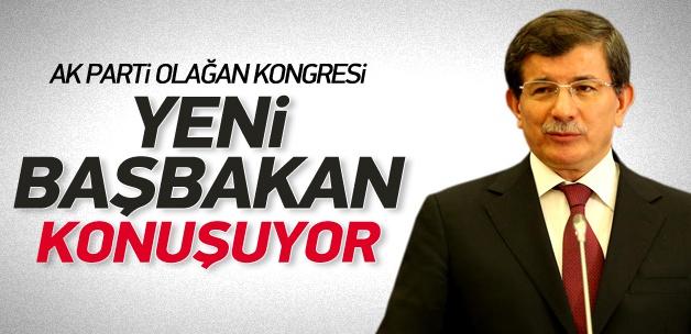 Ahmet Davutoğlu konuşuyor CANLI İZLE