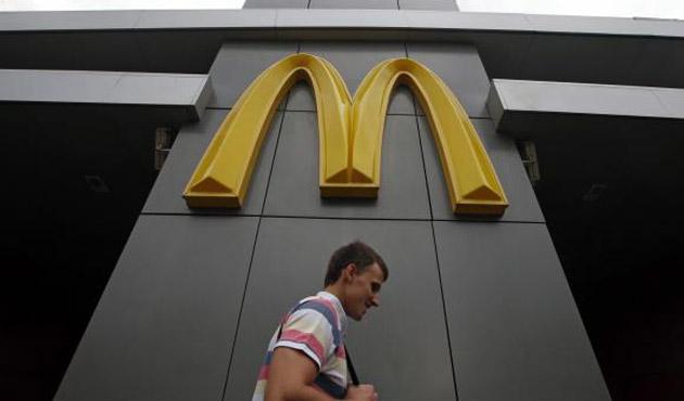 Rusya mahkemesi McDonald's şubelerini kapattı