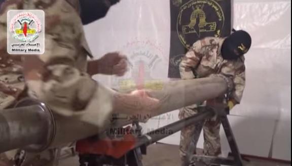 İslami Cihad Siyonist Rejimi Bu Füzelerle Vurdu-VİDEO