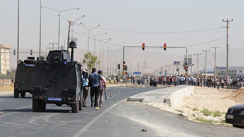 IŞİD protestoları 3 ilde şiddetlendi!