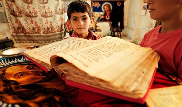 Süryaniler 86 yıl sonra okul açıyor