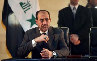Maliki Tahran'da Türkiye'yi Suçladı