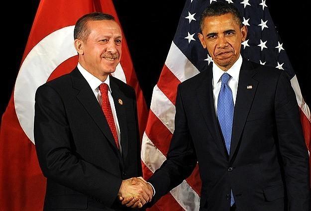 Erdoğan Gülen'i istedi Obama 'yav he he' dedi!
