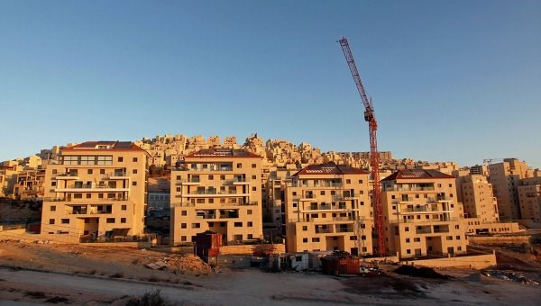 Batı Şeria'ya 15 bin işgalci yerleşti