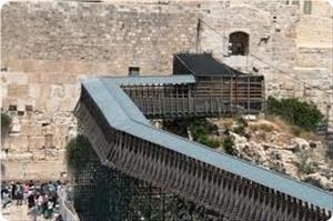 Netanyahu, Mescid-i Aksa'ya Yapılan Tahta Köprünün Sökülmesi Talimatı Verdi