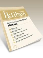 İktibas Dergisi: Müslümanların Boy Aynası FİLİSTİN