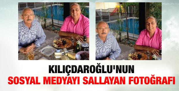 Kılıçdaroğlu'nun Bodrum fotoğrafı