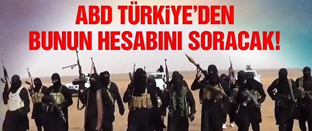 ABD'den Türkiye'ye IŞİD şoku! O silahlarda MKE damgası var!