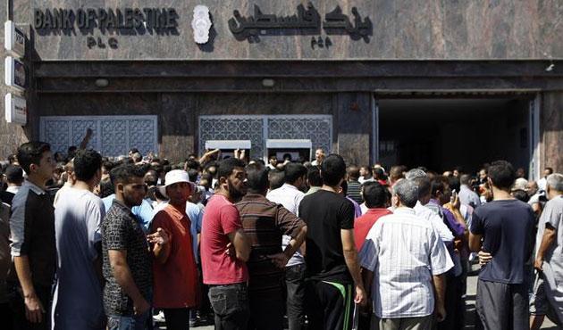 Gazze'de Günlük Gelir 1 Dolara Düştü