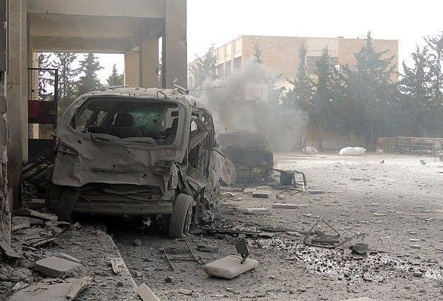 Suriye İslami Cephe'nin Basın Açıklaması