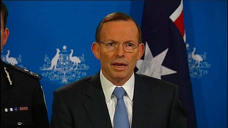 Avustralya'dan 600 askerle destek