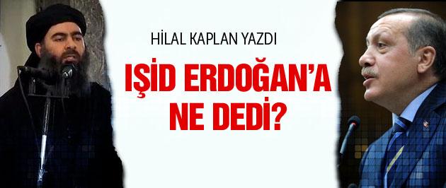 IŞİD Erdoğan'ı ve AK Parti'yi böyle anlattı