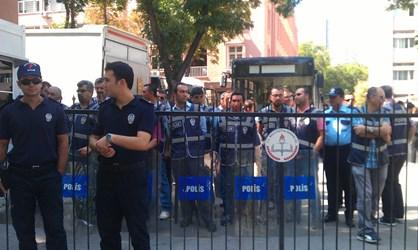 MAZLUMDER'in Eylemine Polis Müdahalesi