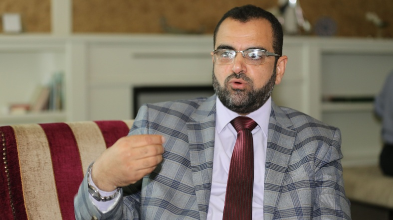 İhvan lideri İstanbul'da konuştu
