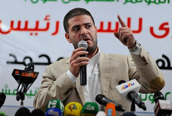 Mursi'nin oğlundan kınama
