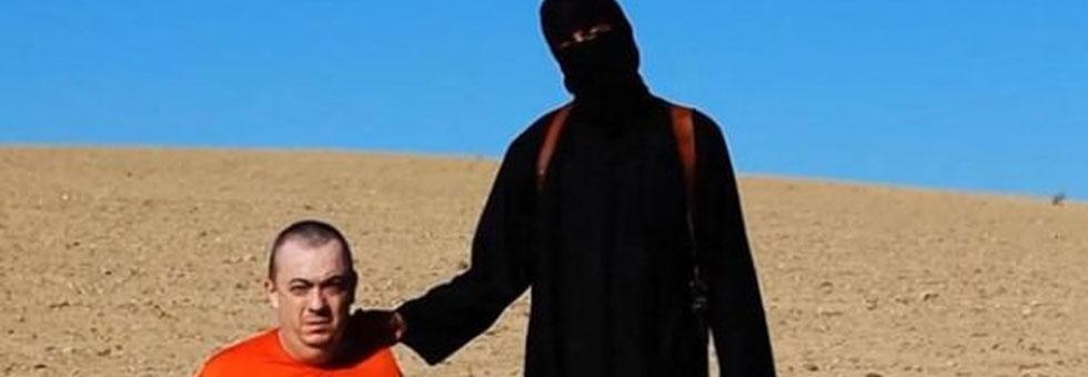 İngiliz rehinenin eşinden IŞİD'e mesaj