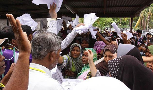 Myanmar 209 Müslümana vatandaşlık verebildi
