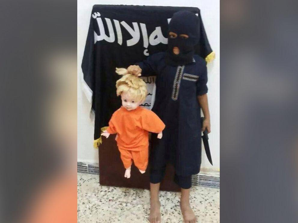IŞİD İntihar Saldırıları İçin Çocuk Kampı Kurdu