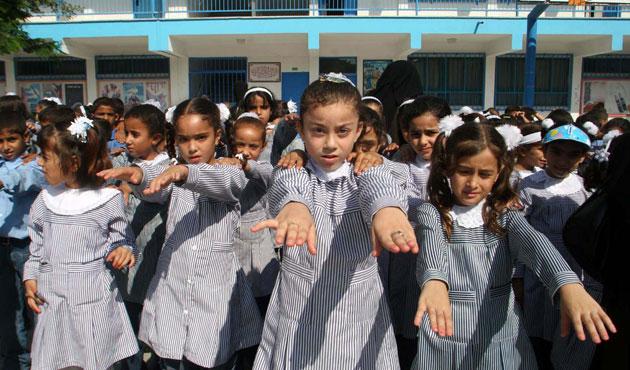 Türkçe Filistin'de seçmeli ders oluyor