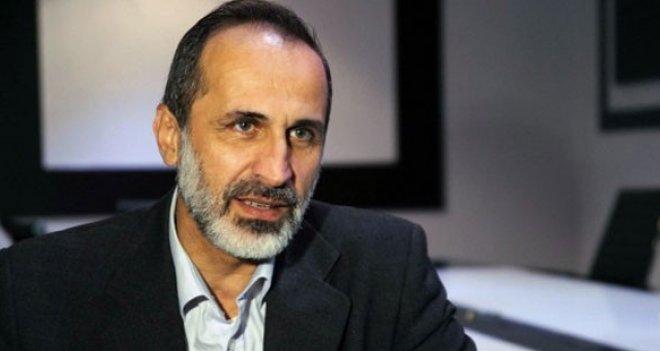 'Muaz El-Hatib, Suriye meselesinin çözümü için İran'a taslak sundu'