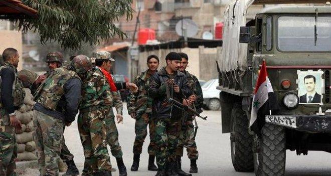Suriye Ordusu 2 Yıllık Kuşatmayı Kırdı İddiası