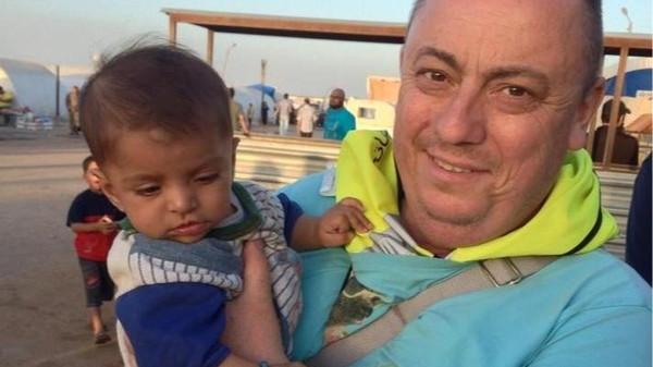 IŞİD Yardım Gönüllüsünün Kafasını Kesti