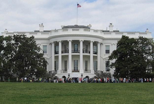 Beyaz Saray Çevresinde Silah Sesleri