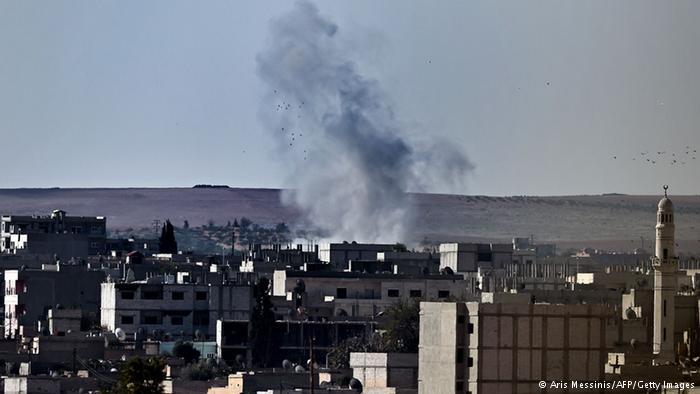 IŞİD'e Yine Havadan Yardım