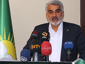 HÜDAPAR: PKK Siyonistlere Hizmet Ediyor