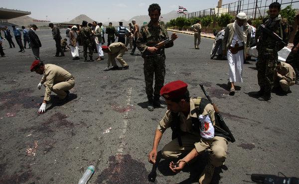Yemen'de ABD İHA'ları Katliam Yaptı