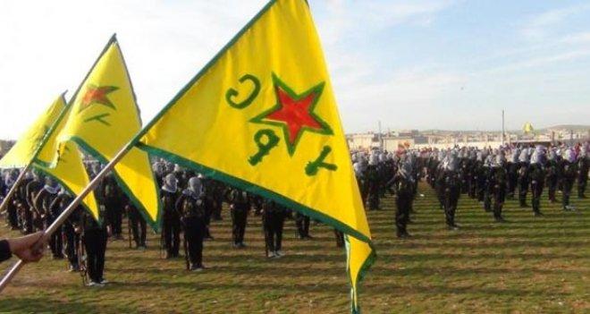 Esad'dan YPG'ye Dört Uçak Mühimmat