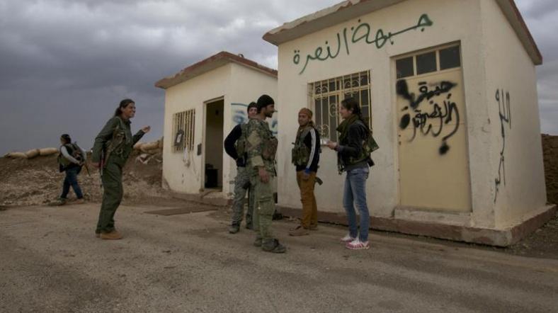 PYD'den 'zorunlu askerlik'