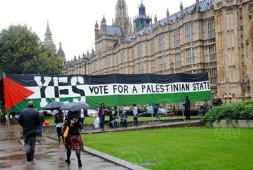 İngiltere'den Filistin Devleti'ne onay çıktı