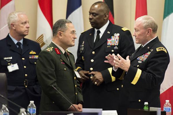 22 komutandan IŞİD itirafı