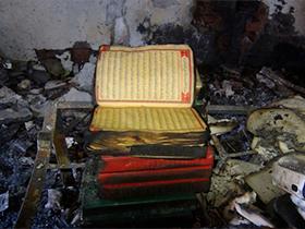 ABD'de Kur'an Yakan bir Kişiye Hapis Cezası