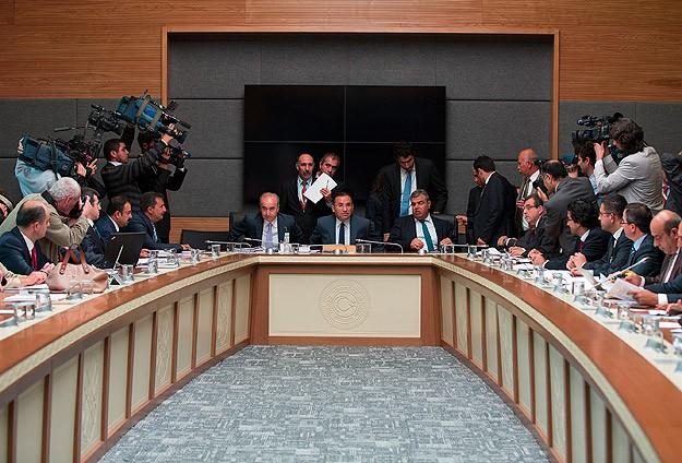 Anayasa Değişikliği Teklifi TBMM Anayasa Komisyonu'nda