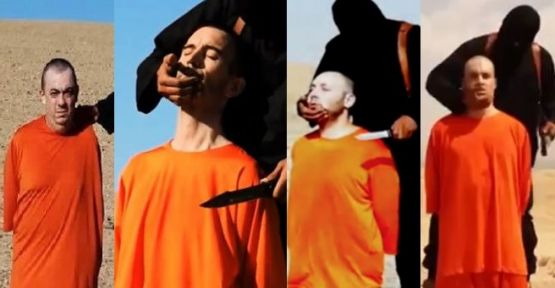 IŞİD bir Amerikalının daha başını kesti