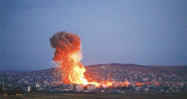 IŞİD ile çatışmalar şiddetlendi