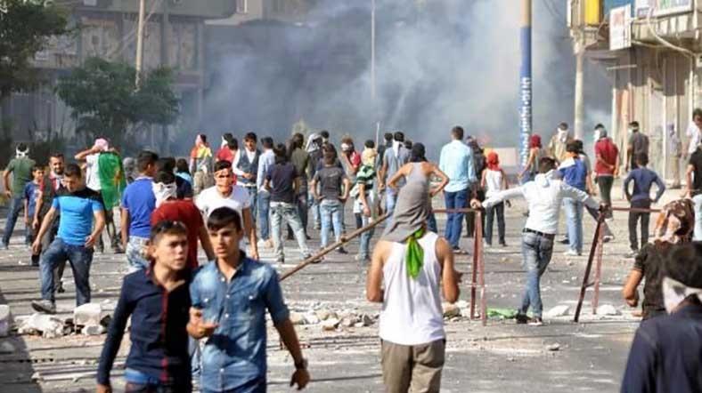 Kobani'de çatışmalar sınır kapısında yoğunlaştı