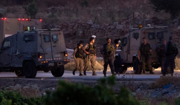 Filistinlilere yönelik gözaltılar sürüyor
