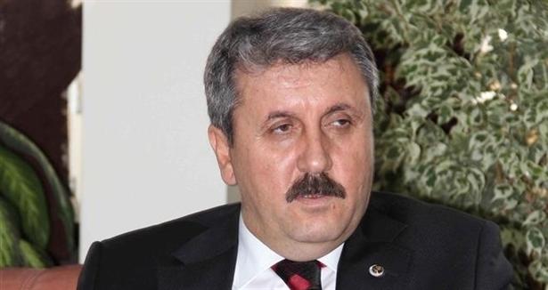 Destici: MHP'miz ve Saadet Partimiz