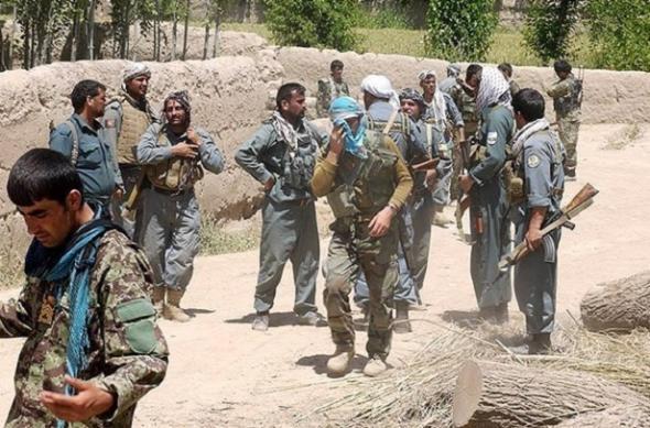 Afganistan'da çatışmalar: 47 ölü