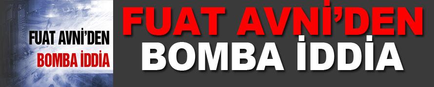 Fuat Avni'den Dolmabahçe iddiası!